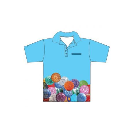 Carnival BA 'Grab Life' Pocket Polo