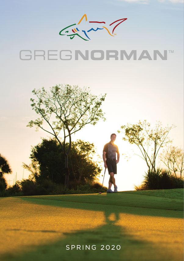 Greg Norman Spring 2020 Catalogue